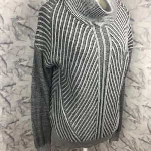 Prana Organic Cotton Turtleneck Sweater